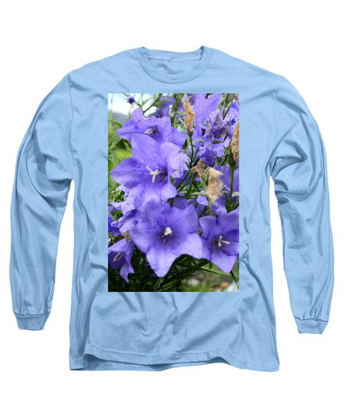 A Touch Of Lavender Long Sleeve T-Shirt