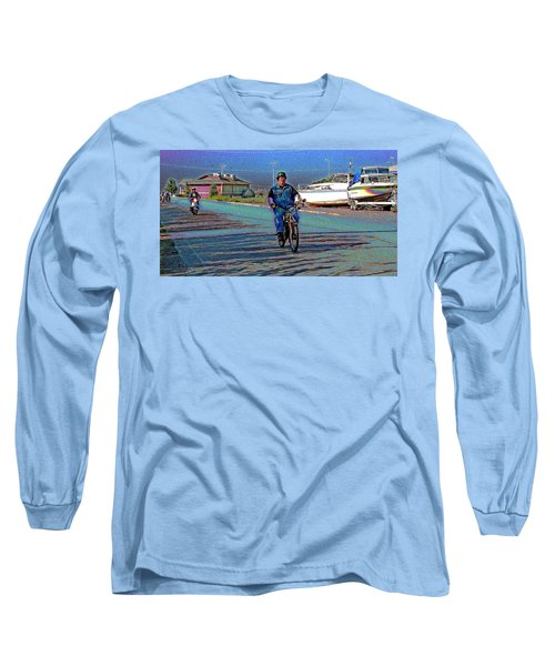 A Vintage Whizz Leading Long Sleeve T-Shirt