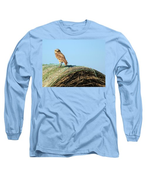 About To Bale Long Sleeve T-Shirt