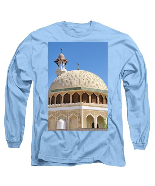 Abu Dhabi Mosque Long Sleeve T-Shirt