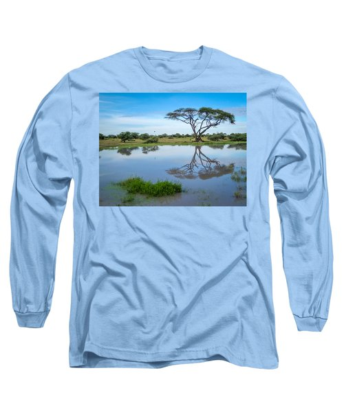 Acacia Tree Long Sleeve T-Shirt