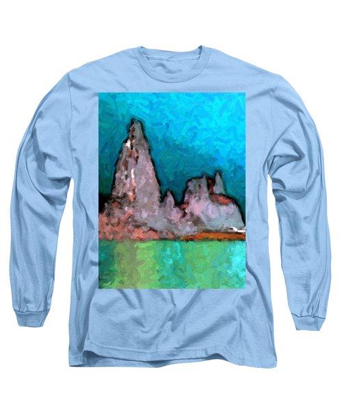 Acid Lake Long Sleeve T-Shirt