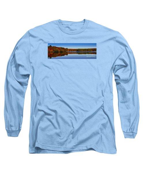 Adirondack October Long Sleeve T-Shirt