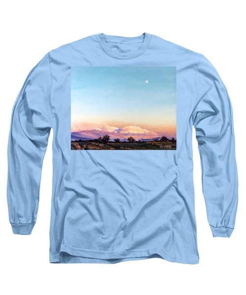 Long Sleeve T-Shirt featuring the painting After The Storm by Craig T Burgwardt