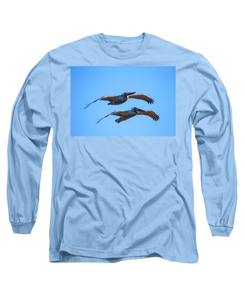 Afternoon Flight. Long Sleeve T-Shirt