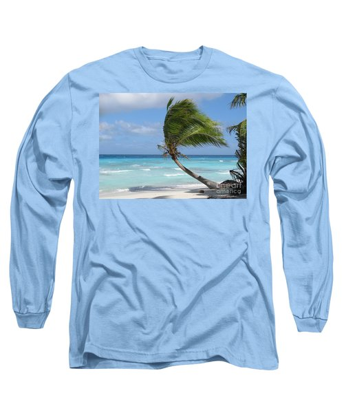 Against The Winds Long Sleeve T-Shirt