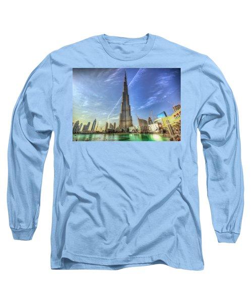 Air Trail Long Sleeve T-Shirt by John Swartz