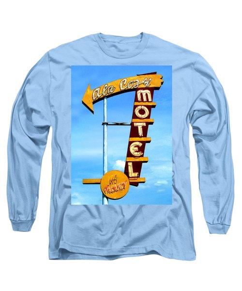 Ala Cozy Motel Long Sleeve T-Shirt
