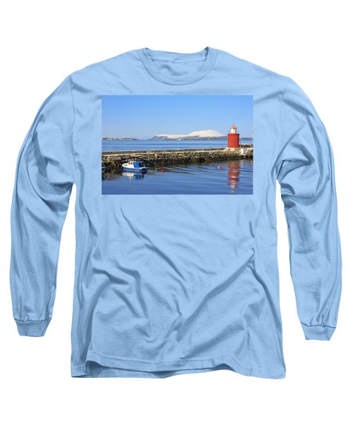 Alesund Lighthouse Long Sleeve T-Shirt