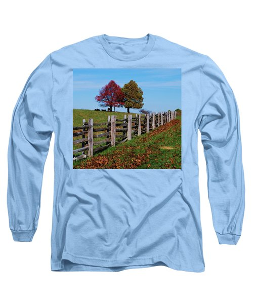 Along The Fence Long Sleeve T-Shirt