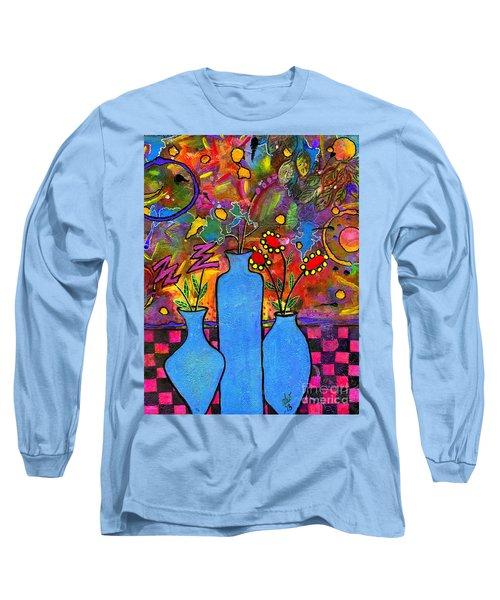 An Abstract Still Life Long Sleeve T-Shirt