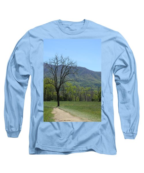 Appalachian Pathway Long Sleeve T-Shirt
