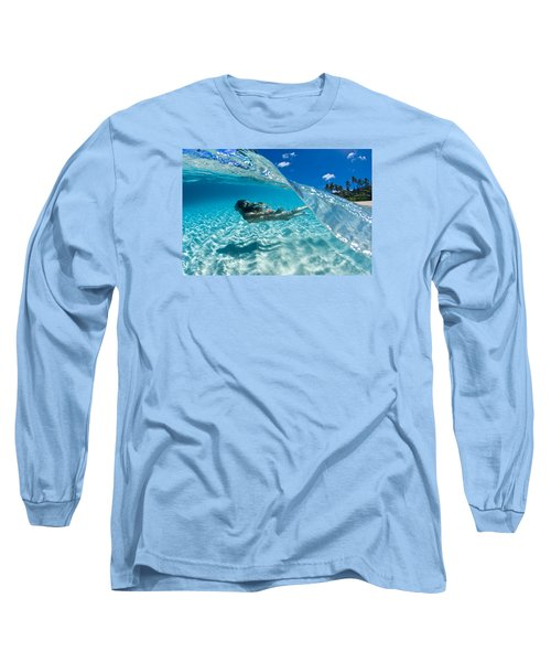 Aqua Dive Long Sleeve T-Shirt