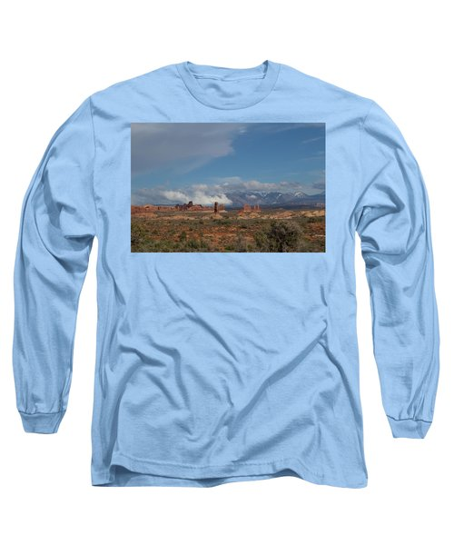 Arches National Monument Utah Long Sleeve T-Shirt