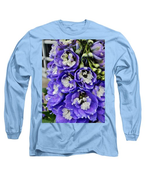 Aristocratic Spire Long Sleeve T-Shirt by VLee Watson