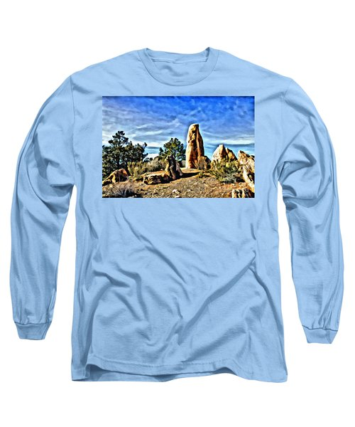 Arizona Monolith Long Sleeve T-Shirt