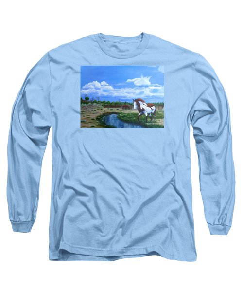 At The Ranch Long Sleeve T-Shirt