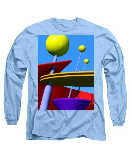 Atomic Dream Long Sleeve T-Shirt