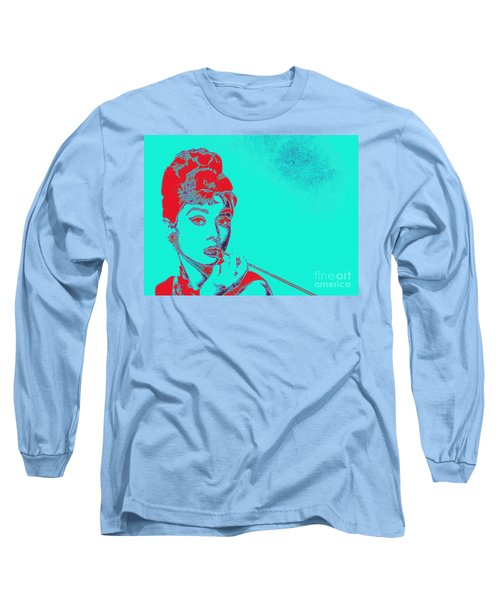 Audrey Hepburn 20130330v2p128 Long Sleeve T-Shirt