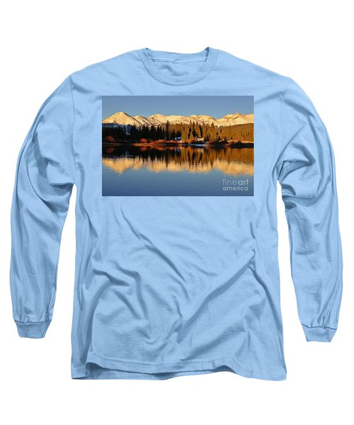 Autumn Colors At Molas Long Sleeve T-Shirt