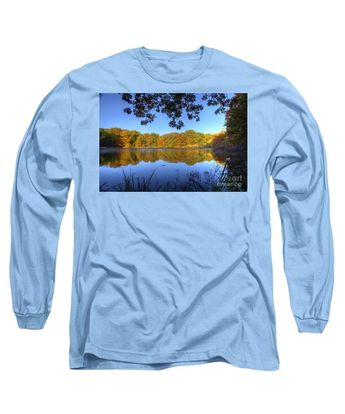 Autumn In Heaven Long Sleeve T-Shirt
