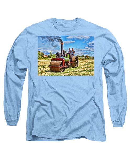 Aveling Roller Long Sleeve T-Shirt