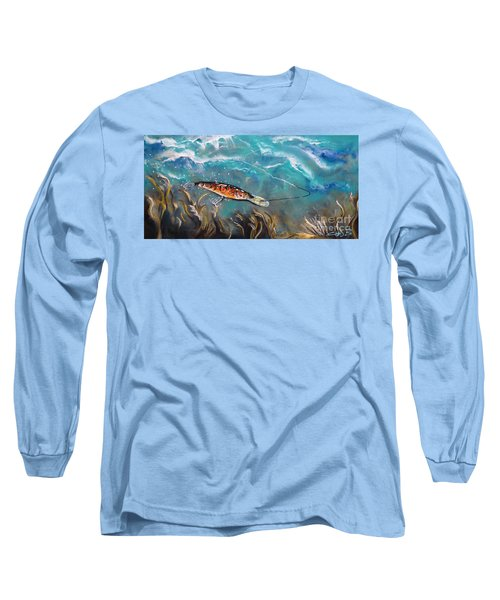 Bagley's Deep Dive Long Sleeve T-Shirt