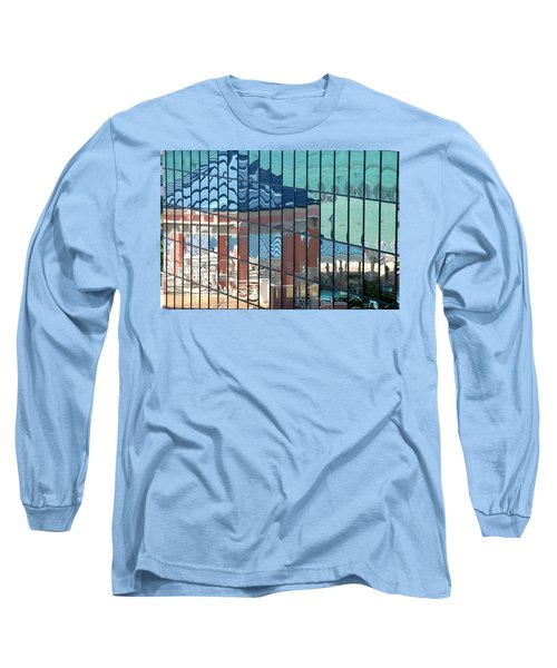 Bahamas Beach Pavilion Long Sleeve T-Shirt