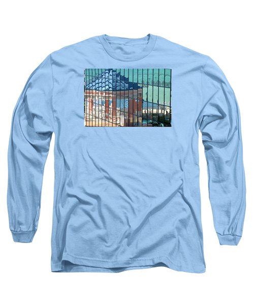 Bahamas Beach Pavilion Long Sleeve T-Shirt