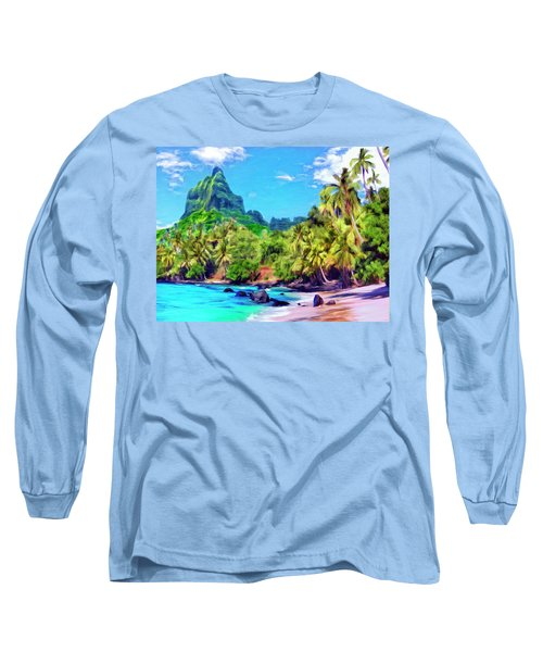 Bali Hai Long Sleeve T-Shirt