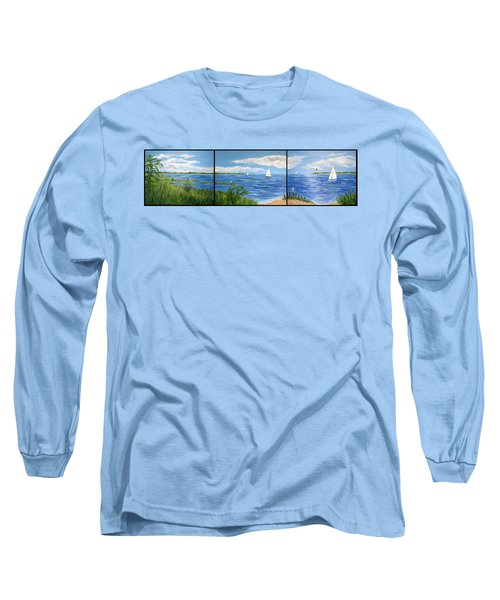 Bayville Trio Long Sleeve T-Shirt