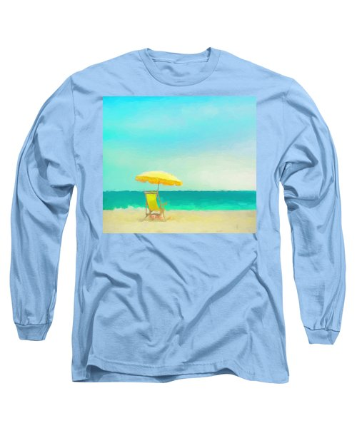 Got Beach? Long Sleeve T-Shirt by Douglas MooreZart