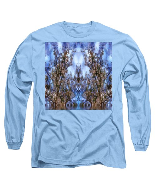 Beast In The Sacred Forest Long Sleeve T-Shirt