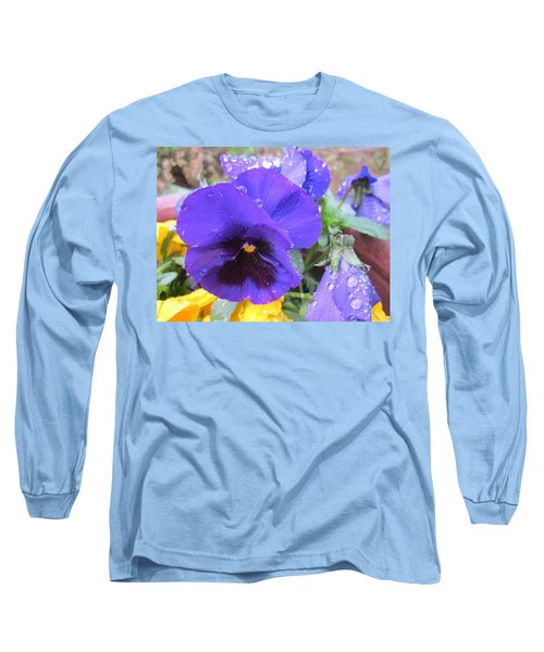 Beauties In The Rain Long Sleeve T-Shirt