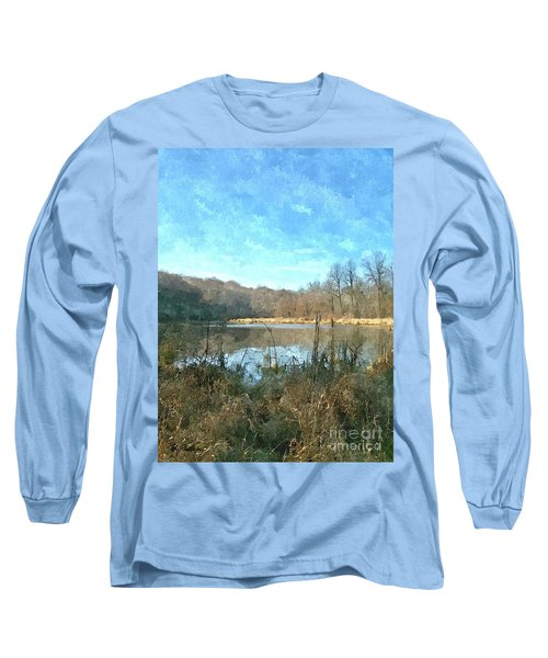 Long Sleeve T-Shirt featuring the photograph Beautiful Day 2 by Sara  Raber