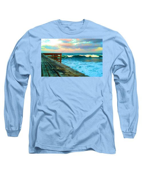 Beauty Of The Pier Long Sleeve T-Shirt
