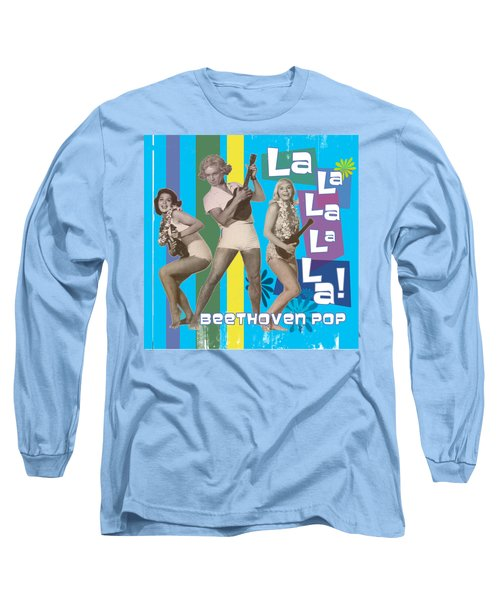 Beethoven Pop Long Sleeve T-Shirt