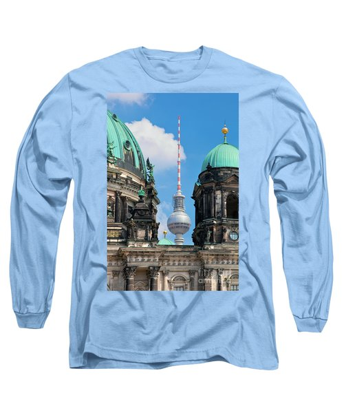 Berlin Catherdral Long Sleeve T-Shirt