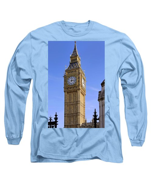 Long Sleeve T-Shirt featuring the photograph Big Ben by Stephen Anderson