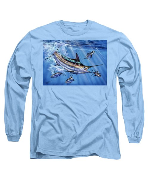 Big Blue And Tuna Long Sleeve T-Shirt