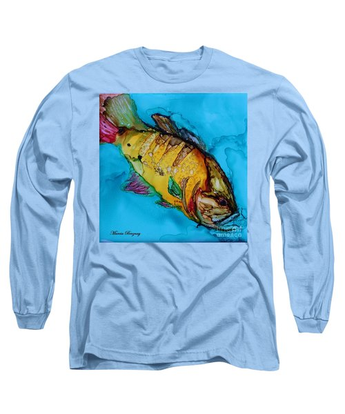 Big Mouth Long Sleeve T-Shirt