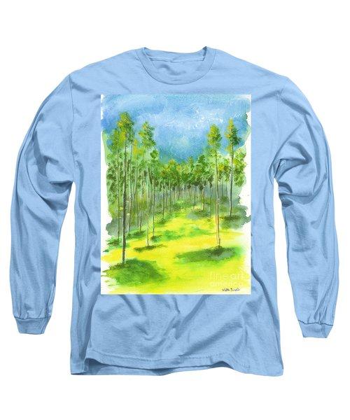 Birch Glen Long Sleeve T-Shirt