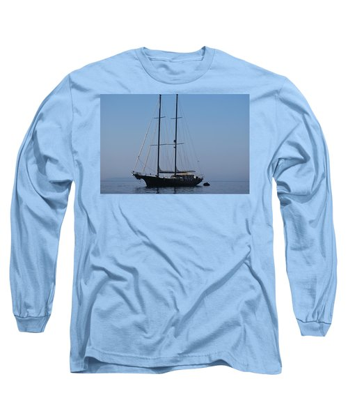 Black Ship Long Sleeve T-Shirt