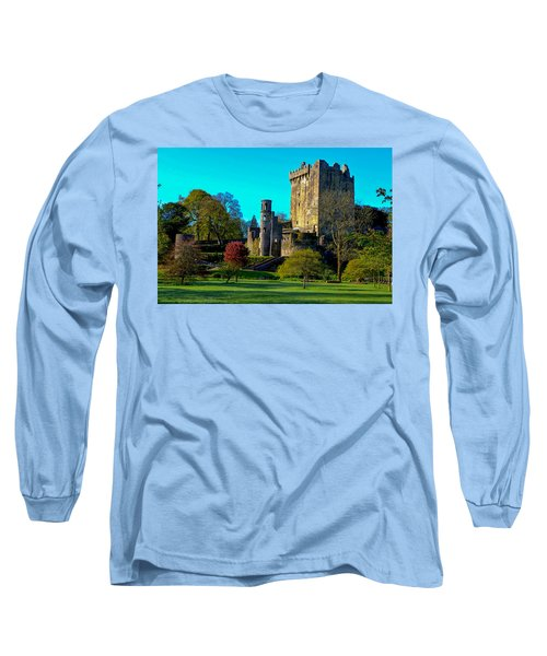 Blarney Castle - Ireland Long Sleeve T-Shirt