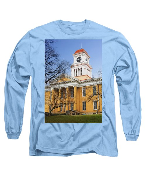 Blount County Courthouse Long Sleeve T-Shirt