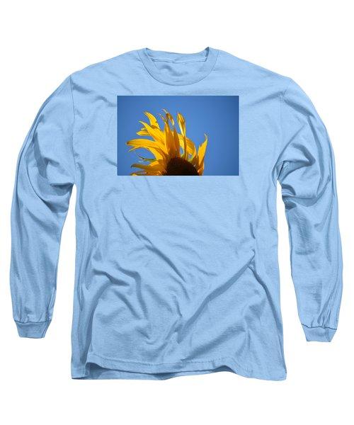 Blow Back Long Sleeve T-Shirt