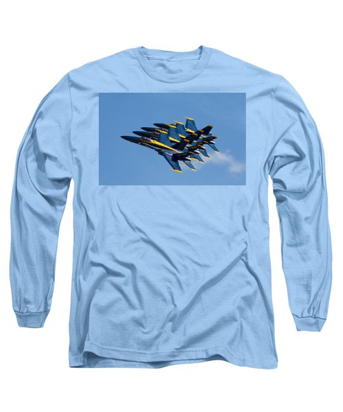 Blue Angels Echelon Long Sleeve T-Shirt