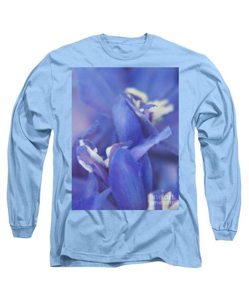Blue Delight Long Sleeve T-Shirt