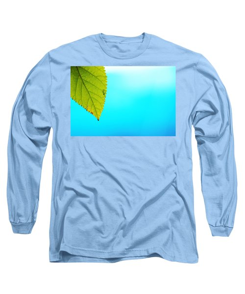 Blue Lagoon Long Sleeve T-Shirt