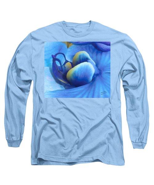 Blue Oasis Long Sleeve T-Shirt